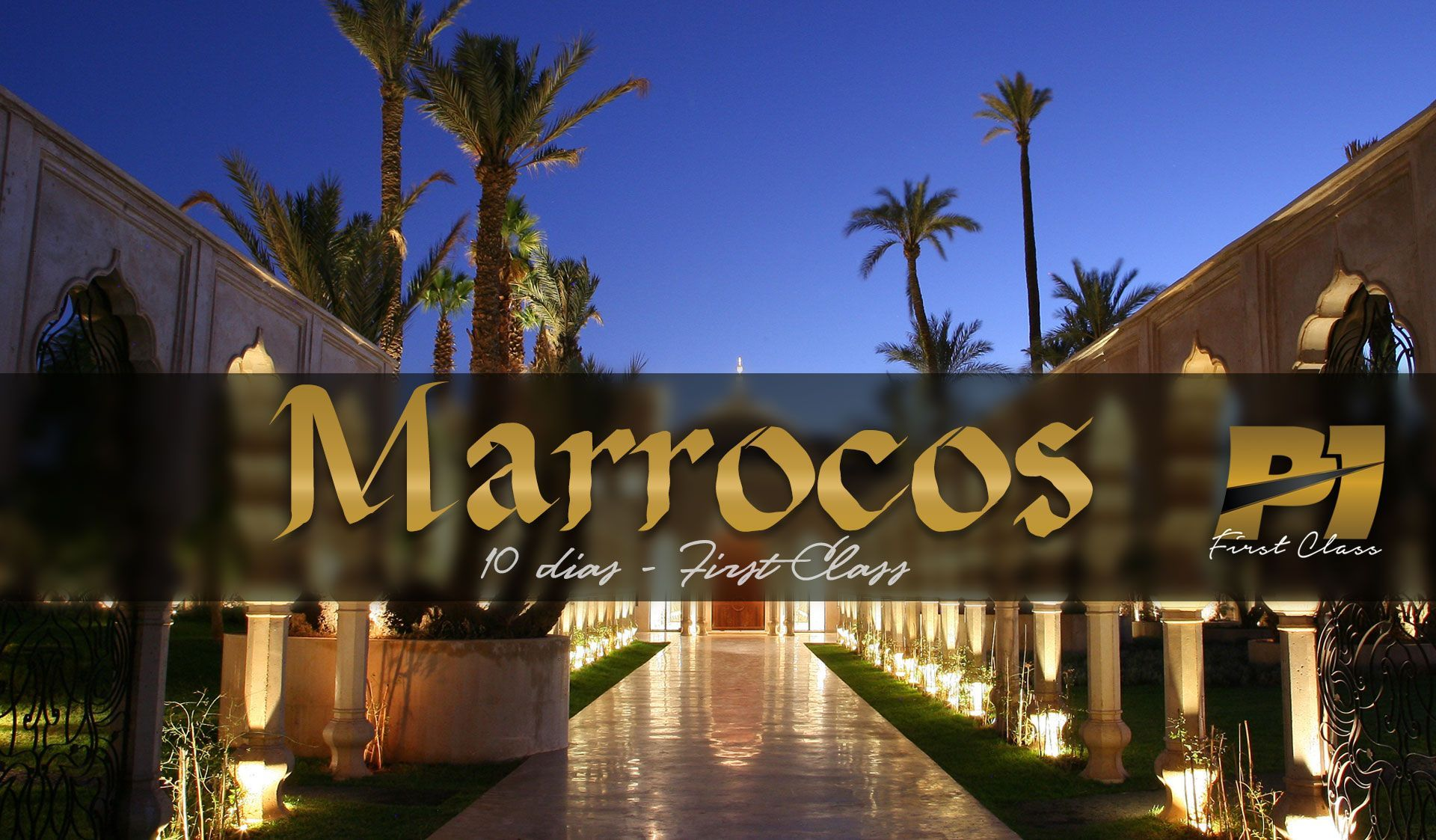 Marrocos First Class